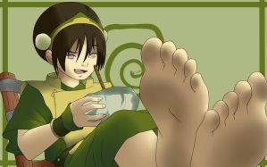 Toph Bei Fong : Avatar by ParfaitBunnyy