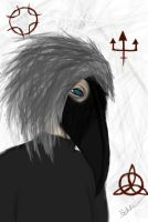 Tessa The Raven - {Creepypasta} by Graciethezombie