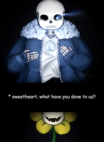 [Undertale] Mistakes were made by XxkaibutsukoxX