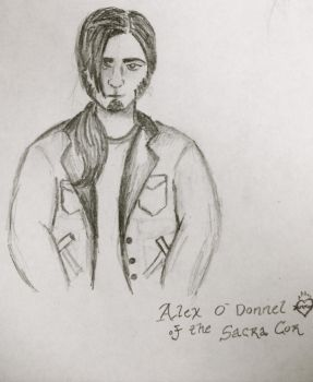 Alex O'Donnel by Cecilia37