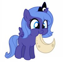 MLP Woona(GIF) by 0Bluse