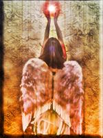Angel of Freedom by SouthernDesigner