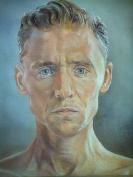 Tom Hiddleston by effingmuttations