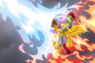 Flash Magnus by BuizelCream
