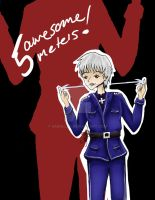 APH: 5 AWESOME meters~ by Saralley