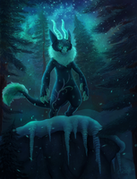 Frost (Commission) by UniYote