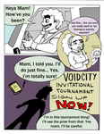 Beo vs Samantha pg 2 by LuckyNothin