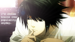 L Lawliet by photographyGHOSTS