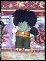 Midda Bontor: a rag doll - back side by middaschronicles
