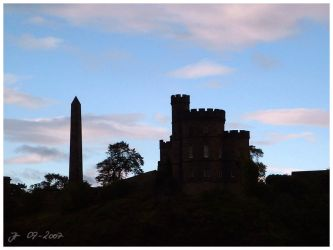Calton Hill - Part 3 by janey-in-a-bottle