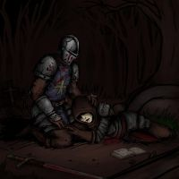 Darkest Dungeon - beginning of the end by Nerva1