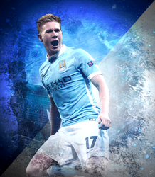 Kevin De Bruyne Wallpaper by TheRealKing76