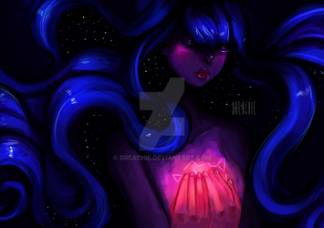 You're Vulnerable by Dreachie