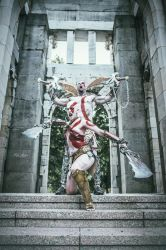 God of War Co-Op by MissSinisterCosplay