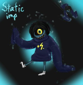 CDC- Jan 15 - Static Imp by Cynthetic-art