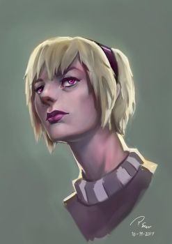 Rose Lalonde by pcenero