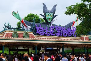 Maleficent Takes Over by Oriana132