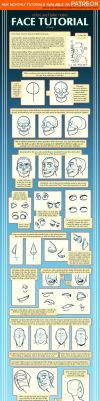 Face Tutorial by shingworks