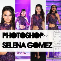 Selena Gomez Photopack by MiliDirectionerJB