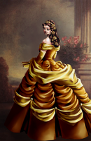 Belle by rumpelstiltskinned