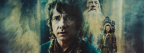 The Hobbit by kateGraphics