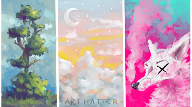 Paintpage by Arthatter
