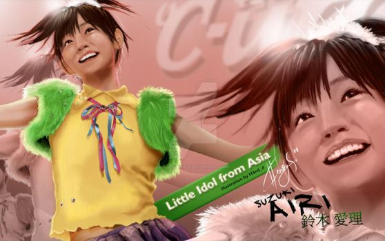 Little Idol from Asia : Airi by dr4g0nw1ngs