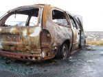 Rusty Car by TUBORG-STOCK