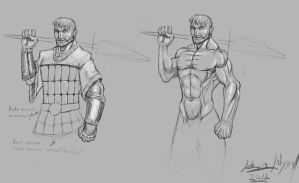 Concepts Sketches by Haggard-Kevin