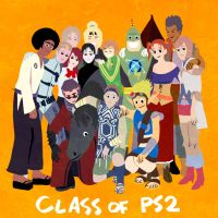 Class of PS2 by byombu