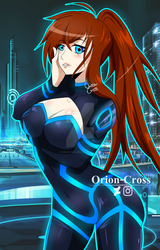Cyber Cryptex by Orion-Cross