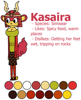 Kasaira the Simisear