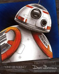 One of a Kind (BB-8) by Donny-B
