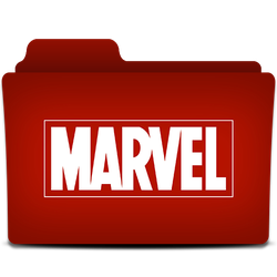 Marvel folder icon by Andreas86