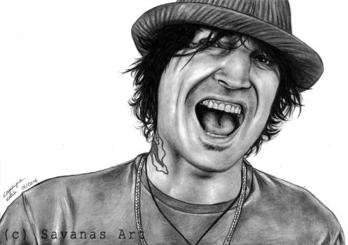 Tommy Lee by SavanasArt