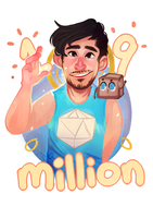 19 Million by doodlesgames