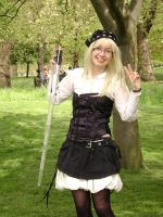misa cosplay 0101 by angelic-cat15