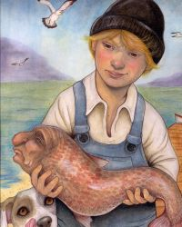 Fishermans Son by WhimsicalMoon