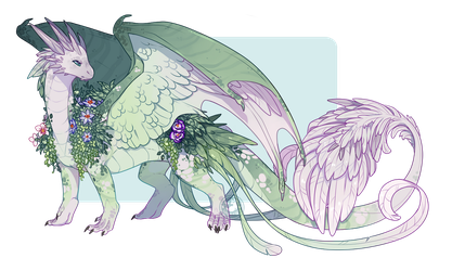 Custom Design ~ Thunderous-Roar by LunarAdopts