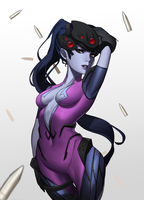 Widowmaker by HoodK