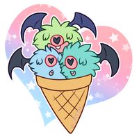 Woobat Icecream!
