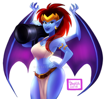 Demona by Kayley