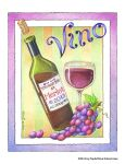 VINO - You Had Me At MERLOT by popartdiva