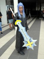 Saix Cosplay by Maspez
