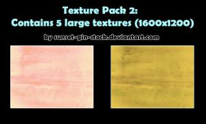 Texture Pack 2 by sunset-gin-stock