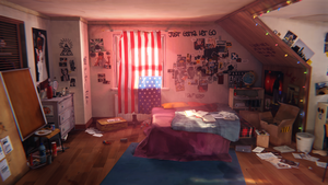 Life Is Strange Episode 4 Chloe's Room by NeoW-OST-TV