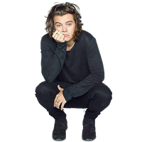 Harry Styles PNG by KittyJSM