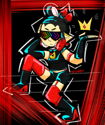 King by songoesmeow
