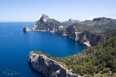 Cap Formentor II by Sockrattes