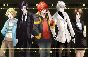 Mystic Messenger by Bobo-Kitty